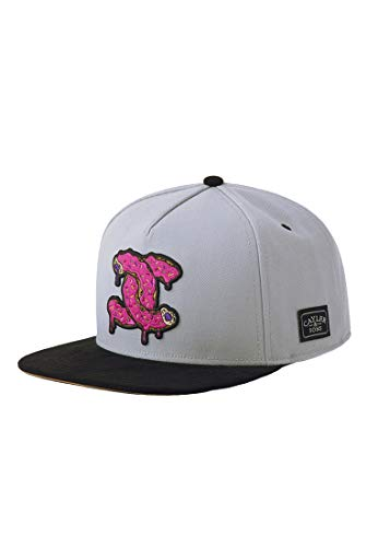 Cayler & Sons Cayler and Sons : White Label Munchel Gorras, Juego/Negro,...