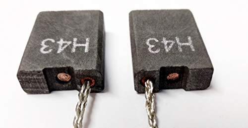 Escobillas de carbón para Bosch GWS 18-230,19-230,20-230,21-230,22-230,23-230,24-230,2000-18,2000-23,25-180,25-230,26-180,26-23 0 JBV, GCO 2000, GWS 2000-230,24-300,PWS 1800, 1900.