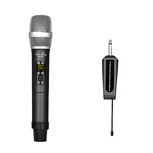 MicrocKing Wireless Microphone