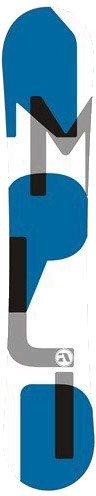 Amplid Men'Paradigma Direktionale s Snowboard Green/Black/White 163 cm