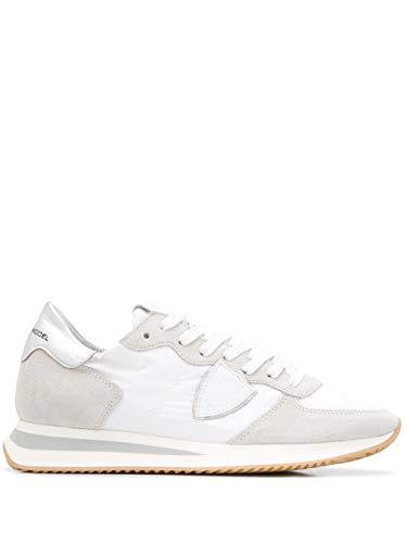 Philippe Model Luxury Fashion Damen TZLDW042 Grau Sneakers |