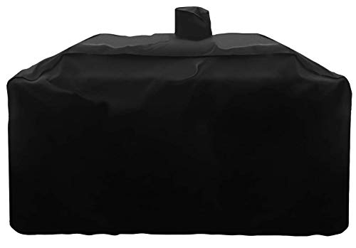 Smoke Hollow Grill Cover, 79'' Outdoor Heavy Duty Waterproof Grill Cover, GC7000 Grill Cover for Smoke Hollow Gas/Charcoal Grill 4 in 1 Combo Grill PS9900 DG1100S,Pit Boss Memphis Ultimate Combo Grill