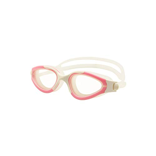 Transition Swimming Glasses Swim Goggles Triathlon Uv400 Easy Adjusting Comfortable,Pink