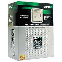 AMD Athlon 64 FX55 2.6Ghz - Procesador (AMD Athlon, 2,6 GHz, Socket...