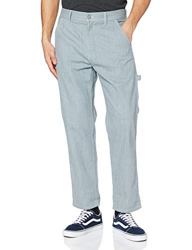 Lee Mens Carpenter Jeans, Rinse, 34/34