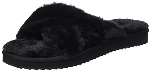 Koolaburra by UGG BALLIA, Damen Pantoffeln, Schwarz (Black Blk), 39 EU (6 UK)