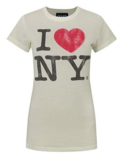 Junk Food I Love New York Women's T-Shirt (L)