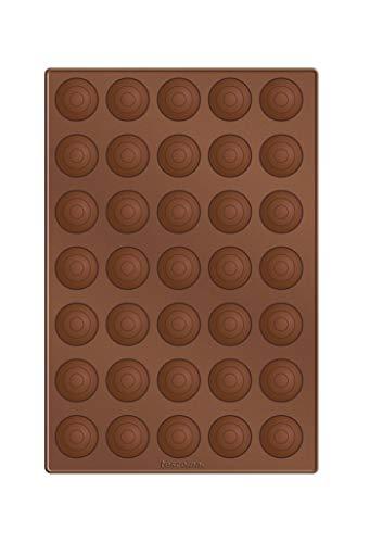Tescoma 629358 Delicia Silicone Tappetino per Macarons