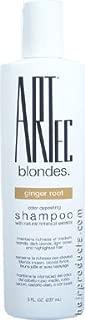 ARTEC Blondes Color Depositing Shampoo Ginger Root 8oz/237ml