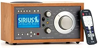 Tivoli Model Satellite Table Radio (Sirius Satellite Radio / AM / FM ) (Discontinued by Manufacturer)