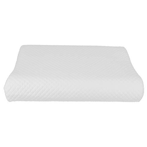 Schlafkissen, Memory Foam Kopfkissen aus Polyurethan Nackenstützkissen für Zuhause(A)