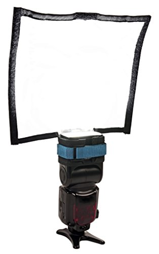 Rogue Photographic Design ROGUERELG2 FlashBender 2 Large Reflector, Bounce Flash, Snoot, Gobo (Black/White)