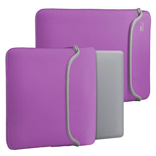 VIBE 11 Tablet Neoprene Case Sleeve, Compatible for 2019 iPad Air Retina, iPad Pro, Surface Go, Samsung Galaxy Tab S3 S4 Lenovo Ideapad D330, Galaxy Book, ThinkPad Flex 11 Pink
