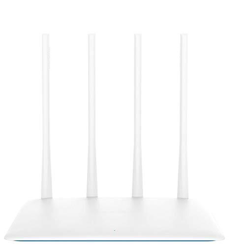 GIAOGIAO Ruta inalámbrica Gigabit Puerto Dual Frecuencia 1200M Fibra High Speed 5G Telecom Smart Wif a enrutador de Pared