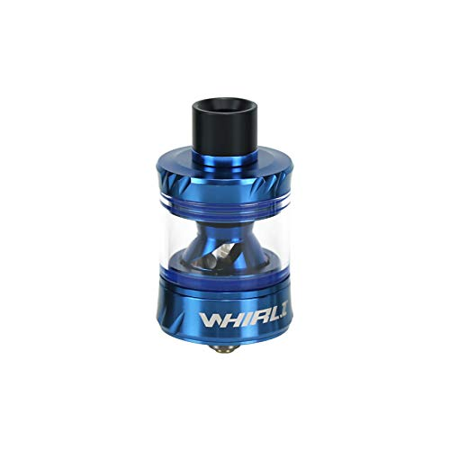 Uwell Whirl II 2 Sub ohm Tank Atomizer 3.5ml Adjustable Airflow Top Filling with Dual/Single Nichrome Coil for DTL/MTL Vaping Tank