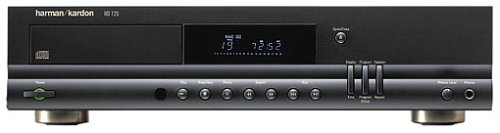 Harman/Kardon HD 720 CD-Player schwarz