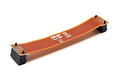 ASUS SLI Brücke Bridge für Nvidia Grafikkarten flexibel 110mm #27570