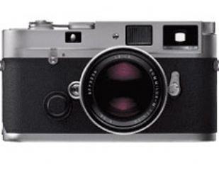 Leica MP 0.72 Silver Compact 35mm Rangefinder...