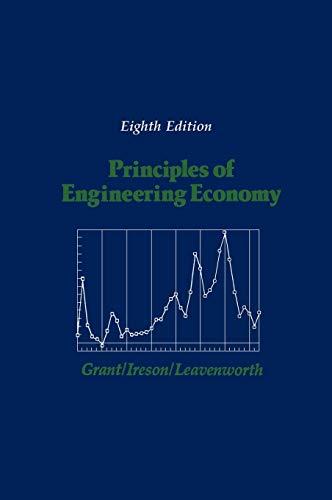 Principles of Engineering Economy, 8th Edition