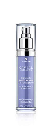Alterna Caviar Anti-Aging Restructuring Bond Repair 3-in-1 Sealing Serum, 1.7 Fl Oz | Rebonds & Protects Damaged Hair