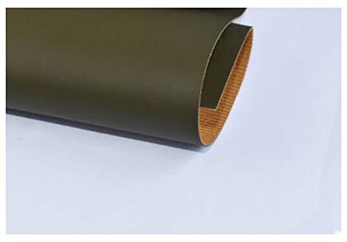 GERYUXA Cuero para manualidadesCuero Artificial, Utilizado para Decorar y Proteger, Remodelar Muebles Sofá1,37 m de Ancho Herramienta de Costura de cuero-T20 1.37x5m