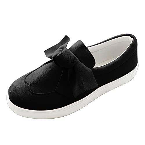 Beudylihy Zapatos de mujer monocolor, para el tiempo libre, sandalias de verano, sandalias cómodas, zapatos de tamaño grande, sandalias para mujer, sandalias para mujer, color Negro, talla 40 EU