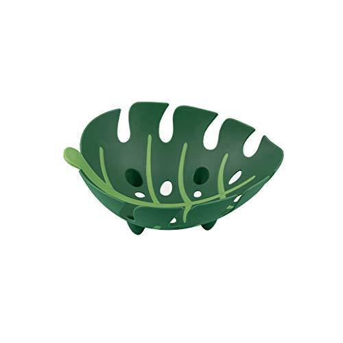 Frutero, Creativa Sala De Estar Nórdica Minimalista Moderna Cesta De Frutas Bandeja De Almacenamiento De Aperitivos Mesa De Café Doméstica Caja De Frutos Secos (tamaño : L)