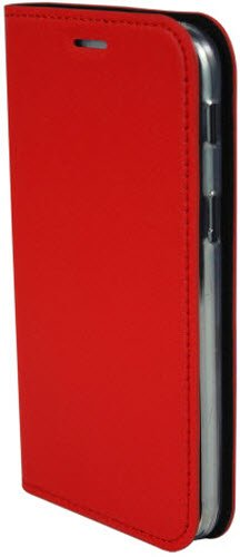 Emporia Handy-Schutzhülle im Book-Case Design mit Visitenkartenfach passend für emporia Smart.2