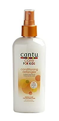 Cantu Care for Kids Conditioning Detangler, 6 Fluid Ounce (Pack of 6)