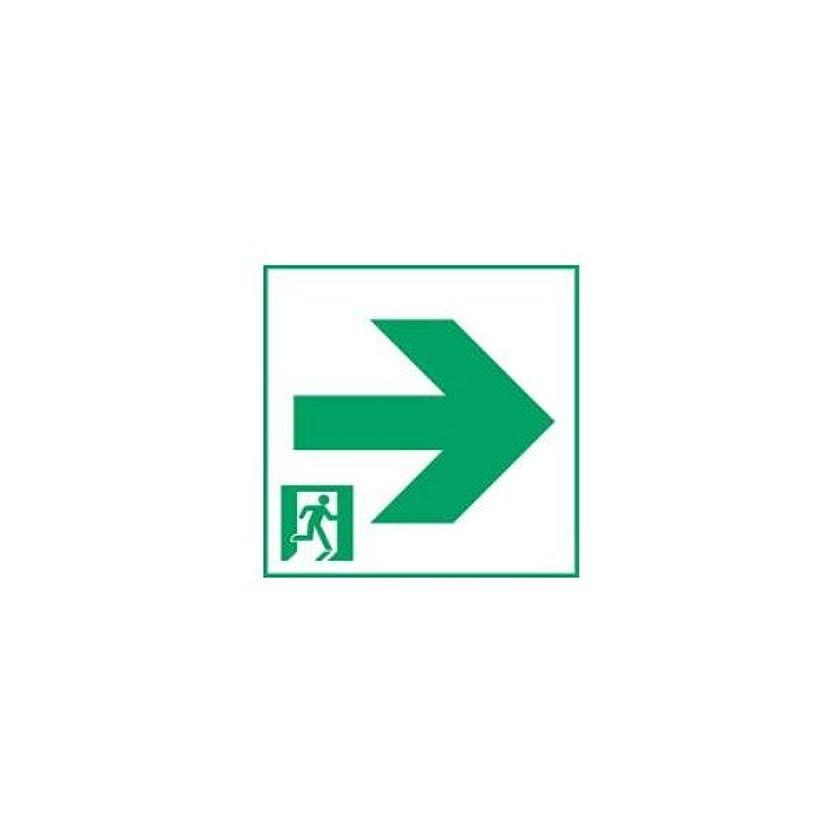 パナソニック 通路誘導灯用適合表示板(右) B級BL?BH兼用 片面用 FK20017
