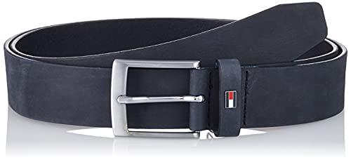 Tommy Hilfiger ADAN 3.5 Suede Cintura, Cielo del Deserto, 115 cm Uomo