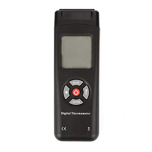 Digitale Thermometer Thermokoppel Contact Vochtmeter Tester Draagbare Handheld Thermometer 4 Kanalen K Type TL-TK04