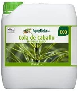 COLA DE CABALLO 5 L - Extracto Ecologico Agrobeta: Amazon.es: Jardín