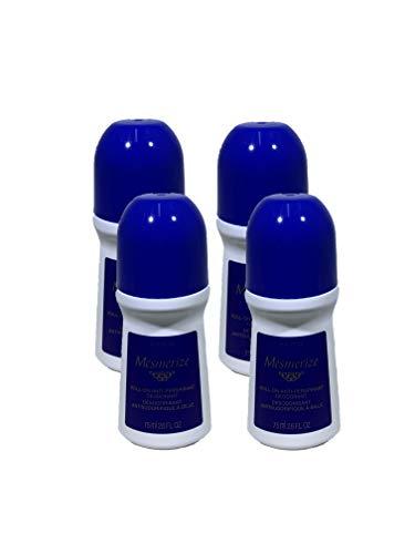 Avon Set of 4 Mesmerize Deodorants