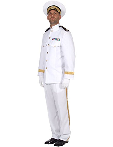 US Navy Officer Deluxe Small Fancy Dress