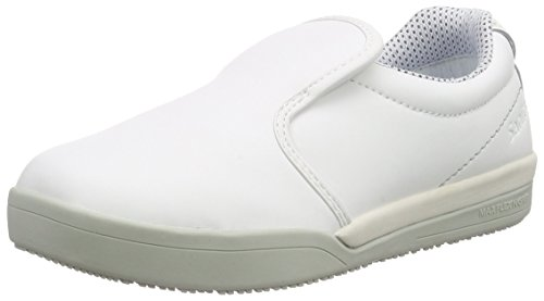Sanita San-Chef Slipper-S2, Mocassins Mixte Adulte, Blanc (White 1), 42 EU