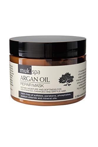 Muk Haircare Spa Argan Oil Repair Mask, 8.5 Ounce by The Regatta Group DBA Beauty Depot