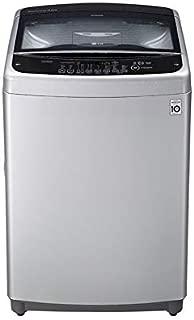 LG Washing Machine - Automatic, 12Kg, Top Load, Silver, T1266NEFTF