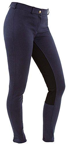Kerbl Economic - Pantalón de equitación para Mujer Azul Azul Talla:38