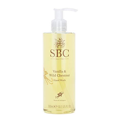 SBC Vanilla & Wild Chestnut Hand Wash 300ml