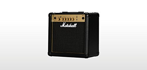 Marshall Amps Guitar Combo Amplifier (M-MG15G-U)