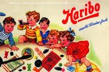 Haribo macht Kinder froh Blechschild 20x30 cm RV Sign Blechschilder