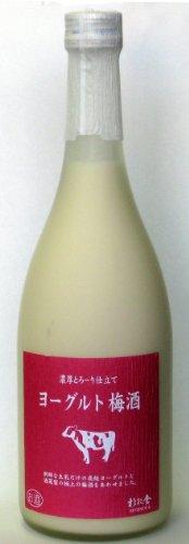浜地酒造『ヨーグルト梅酒』