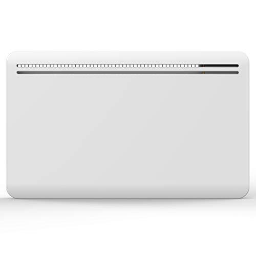 Radiateur électrique à inertie sèche CERAMIQUE écran LCD 1500W POWELL Norme NF