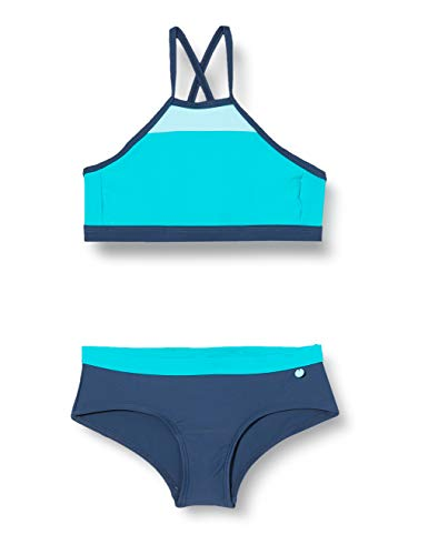 ESPRIT wear Mädchen Ross Beach YG +Hipster - leger Bikini-Set, 470, 152/158