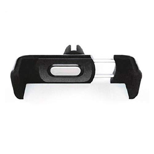 USNASLM Soporte para teléfono de coche, para iPhone, smartphone, rejilla de ventilación de aire, soporte universal de rotación 360