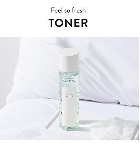 SIORIS Feel So Fresh Face Toner