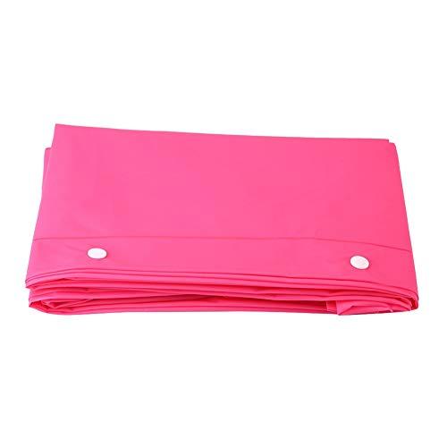 Duokon Regenboot Covers Mode EVA regenjas roze rood dames heren volwassenen waterdicht ademend waterdicht XXL