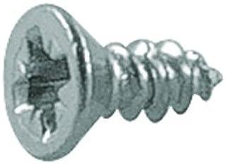 Hettich Placa de montaje Sensys STA vern.5mm Tornillos Euro premontados