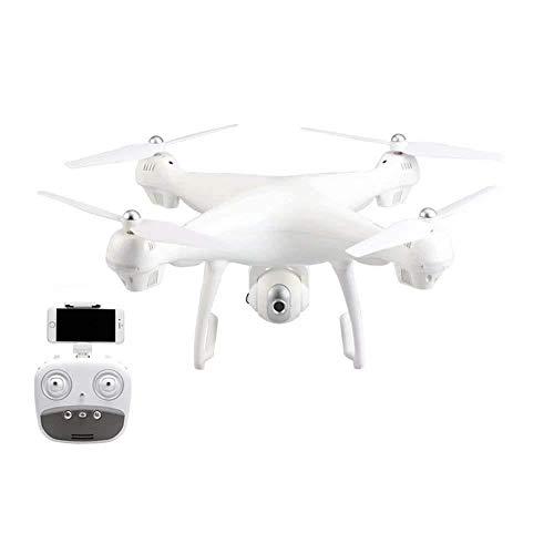 AG Drone 1080P HD Y GPS Return Home Quadcopter con Cámara WiFi de Gran Angular Ajustable Sígueme, Batería Inteligente Rango de Control Largo,B,30 Minutos